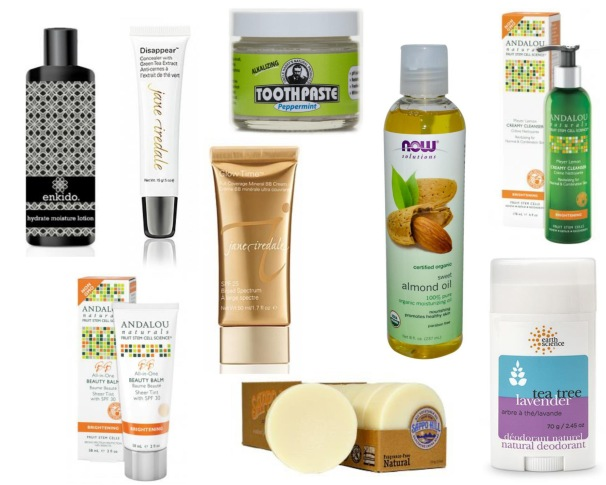 fave body products